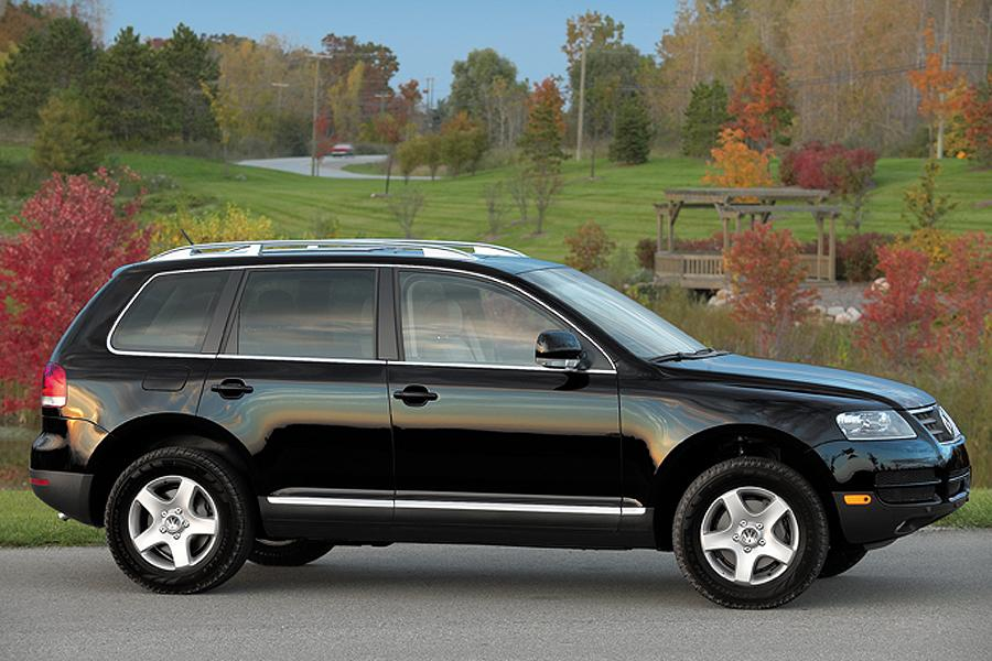 2007 Volkswagen Touareg Photo 5 of 5