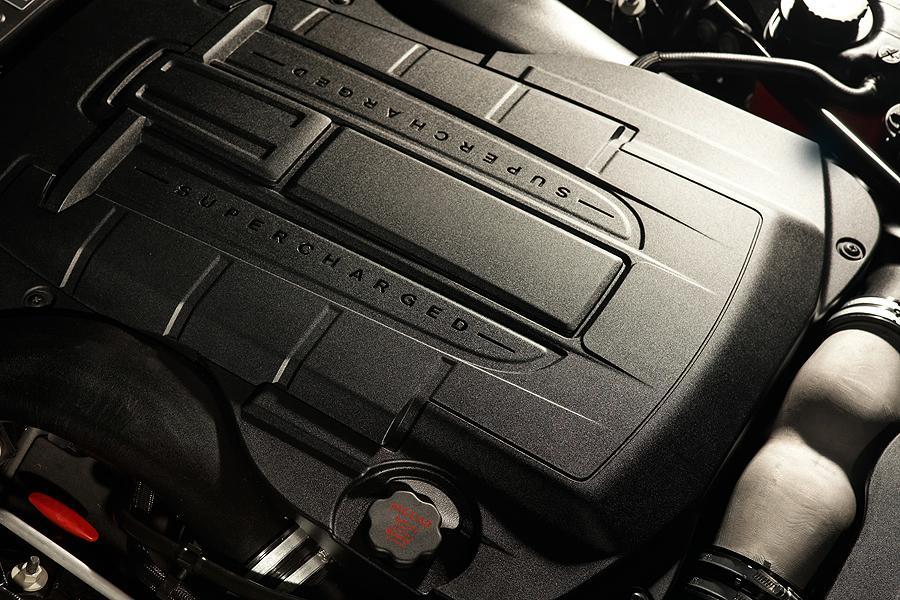 2007 Jaguar XKR Photo 4 of 8