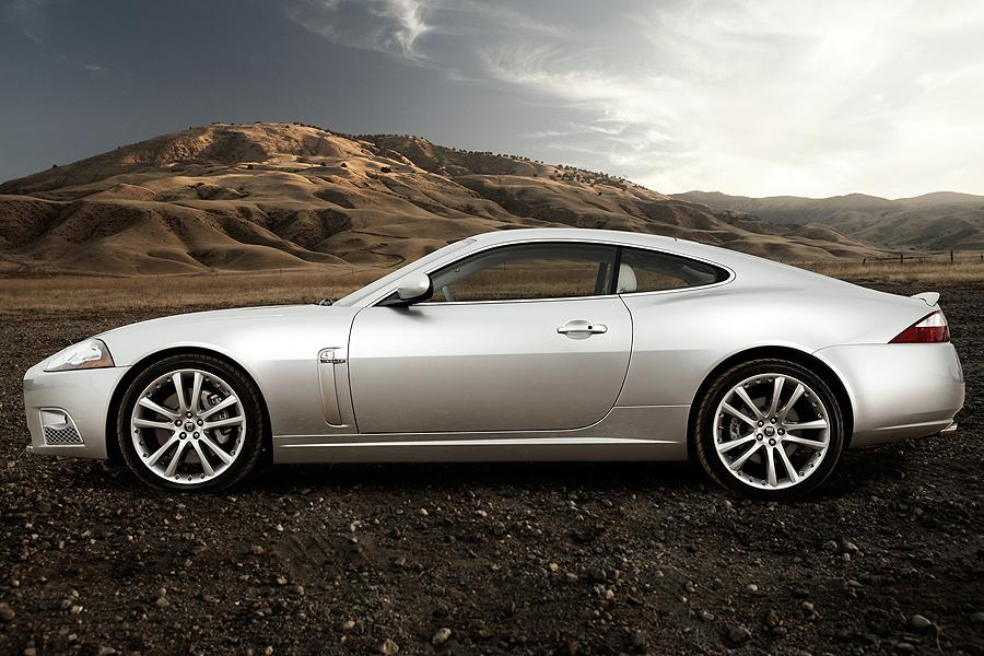 2007 Jaguar Xkr Overview Cars Com