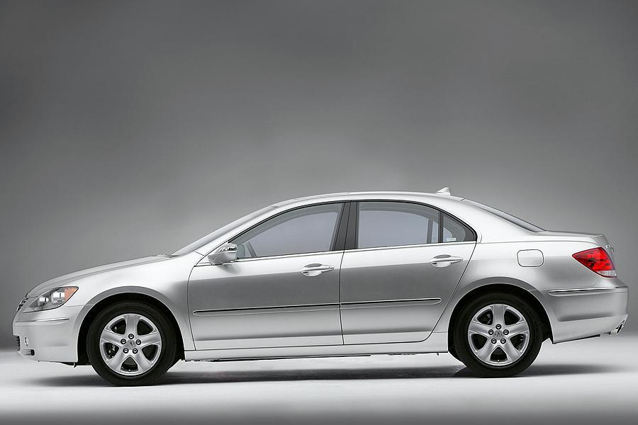 2007 Acura RL Photo 5 of 13