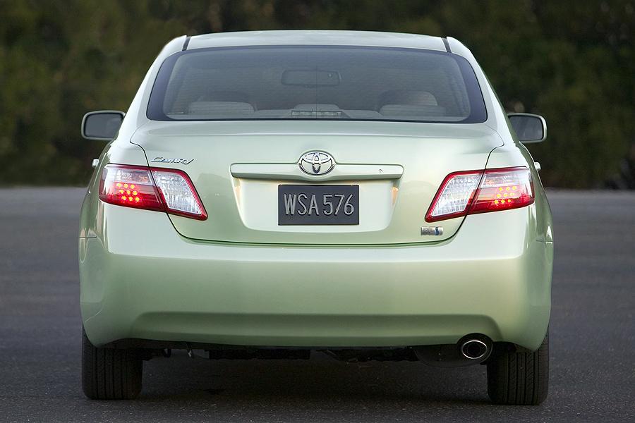 2007 Toyota Camry Hybrid Photo 3 of 13