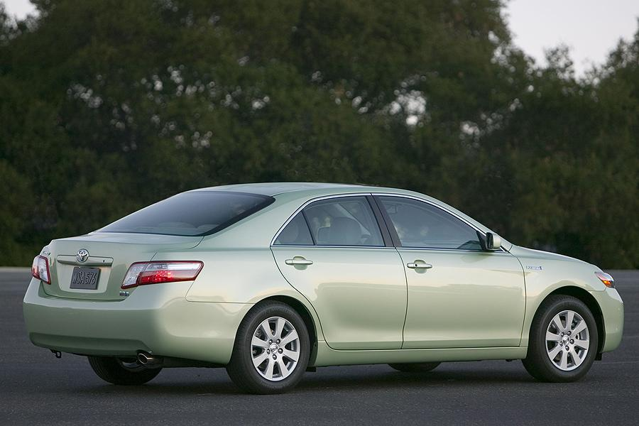 2007 Toyota Camry Hybrid Photo 5 of 13
