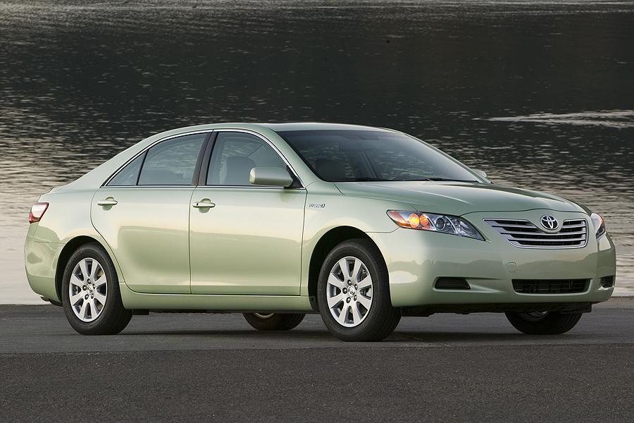 2007 Toyota Camry Hybrid Photo 1 of 13