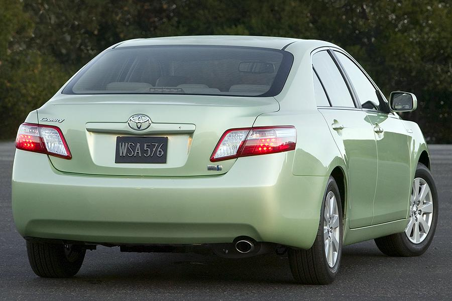 2007 toyota camry hybrid specs pictures trims colors. Black Bedroom Furniture Sets. Home Design Ideas