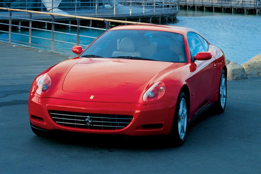 2007 Ferrari 612 Scaglietti Photo 1 of 9