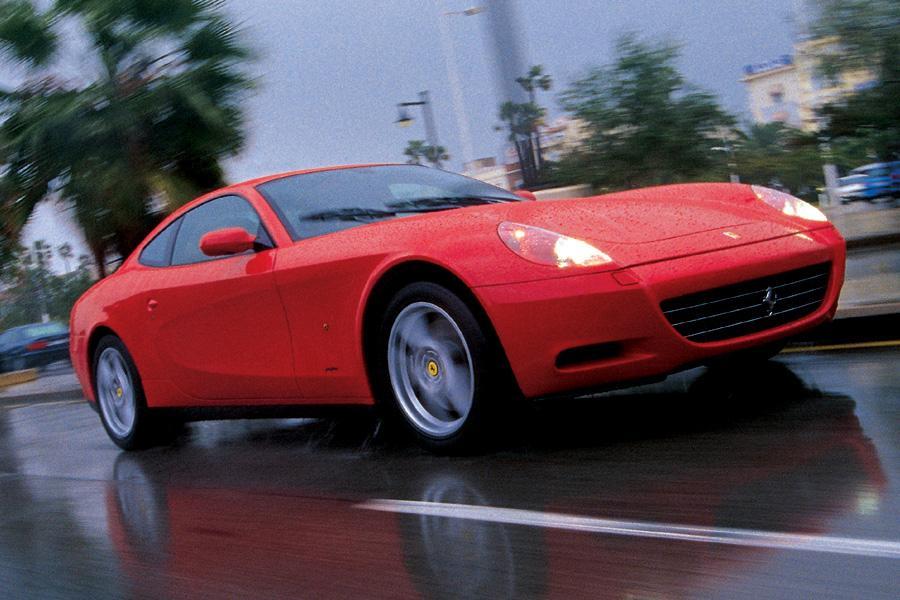 2007 Ferrari 612 Scaglietti Photo 3 of 9