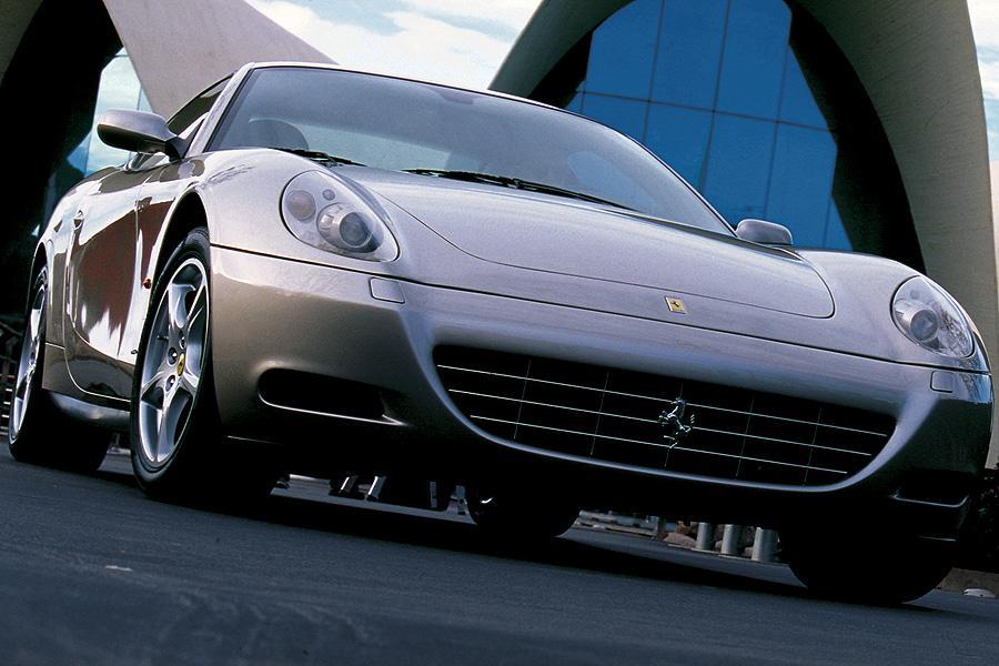 2007 Ferrari 612 Scaglietti Photo 5 of 9