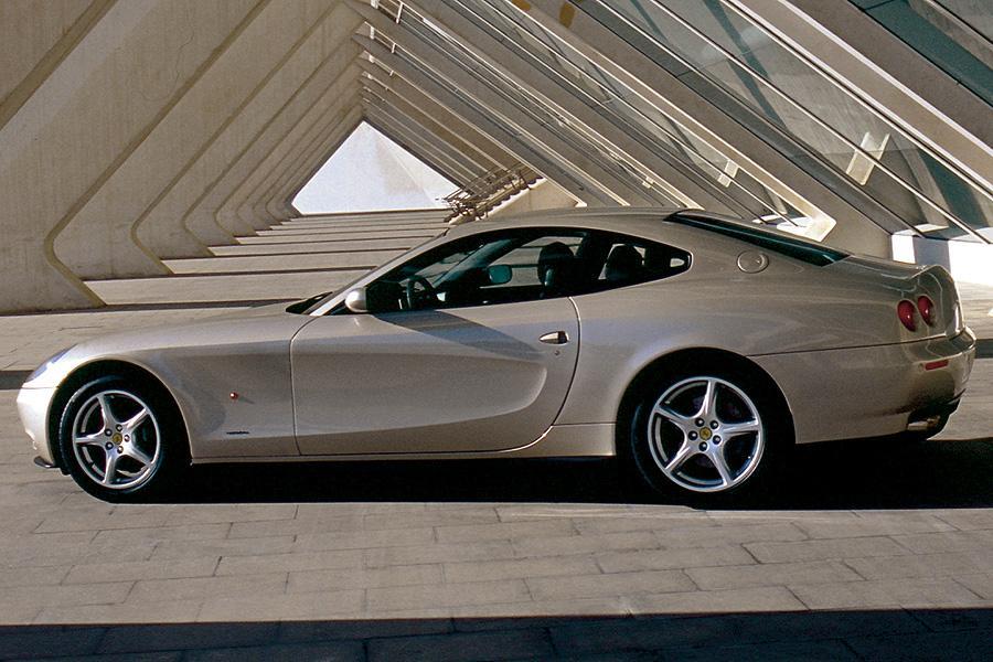 2007 Ferrari 612 Scaglietti Photo 6 of 9