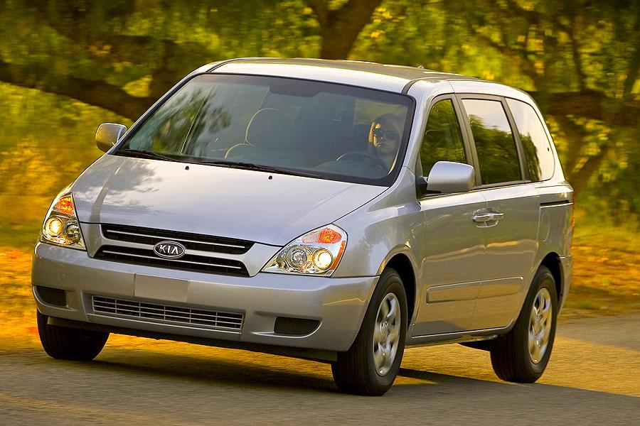 2007 Kia Sedona Photo 1 of 3