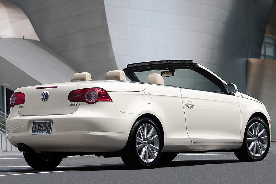 2007 volkswagen eos overview. Black Bedroom Furniture Sets. Home Design Ideas