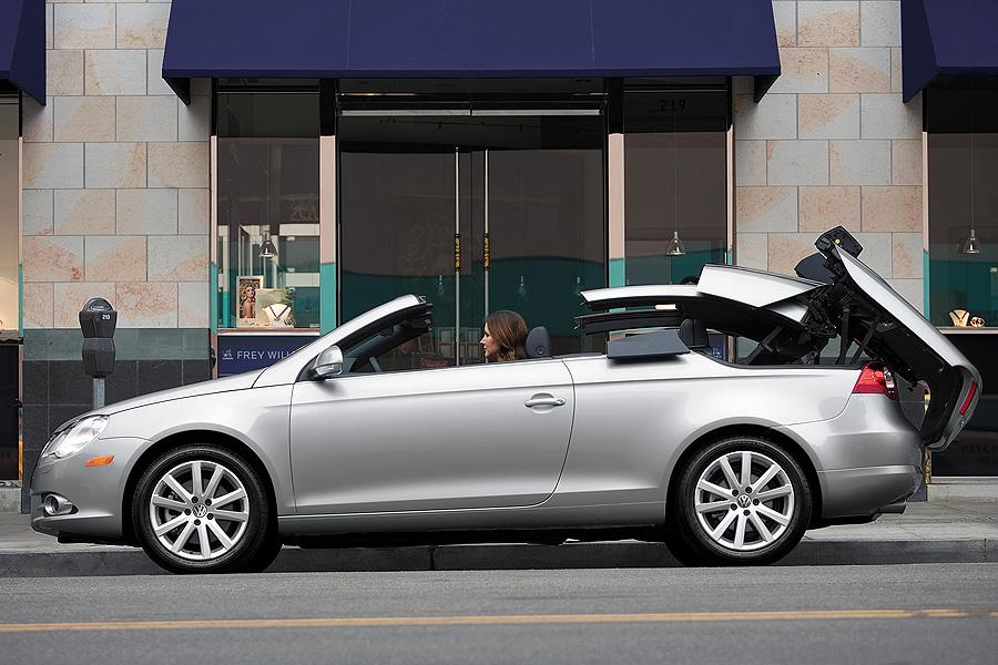 2007 volkswagen eos reviews specs and prices. Black Bedroom Furniture Sets. Home Design Ideas