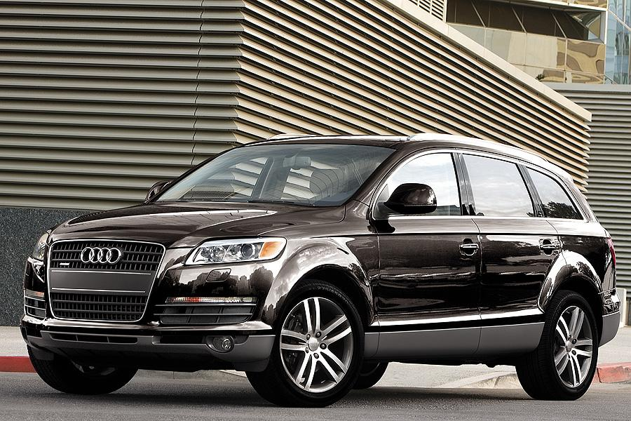 2007 audi q7 overview. Black Bedroom Furniture Sets. Home Design Ideas