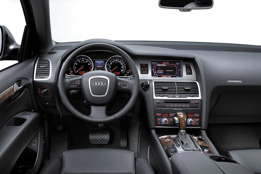 2007 audi q7 specs pictures trims colors. Black Bedroom Furniture Sets. Home Design Ideas