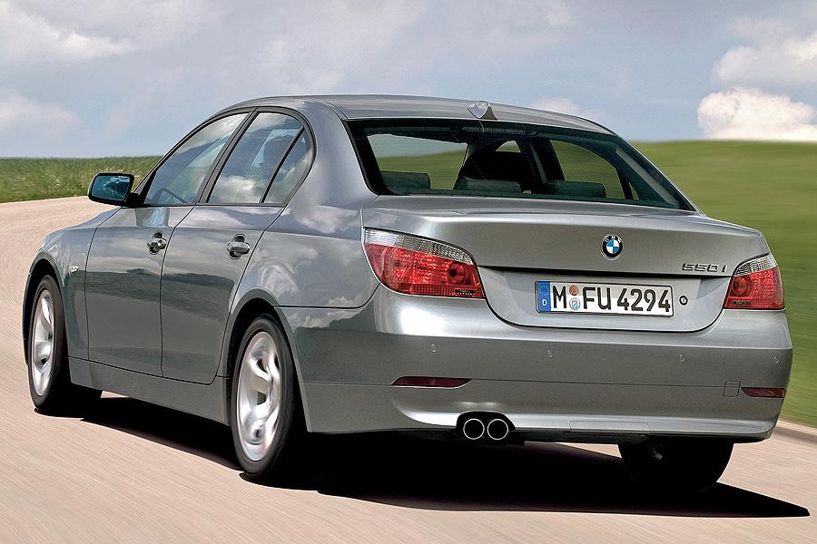 2007 BMW 550 Photo 4 of 7