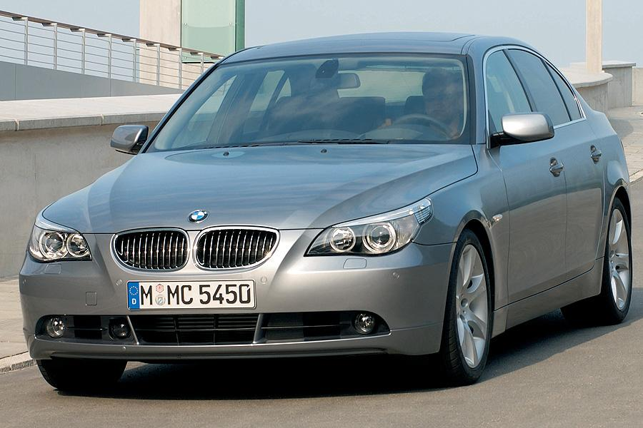 2007 BMW 550 Photo 5 of 7