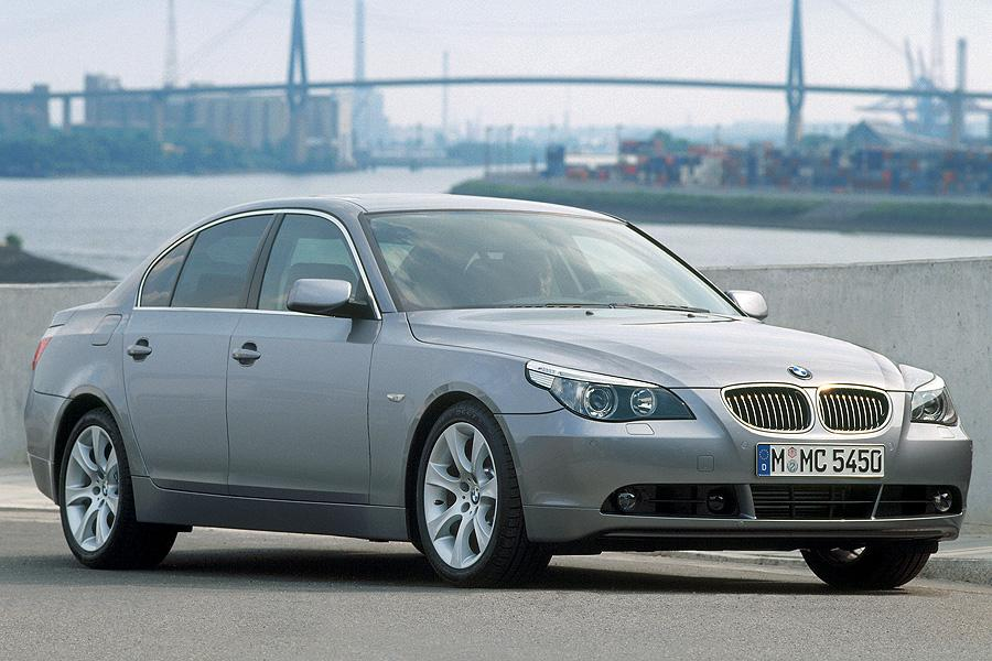 2007 BMW 550 Photo 1 of 7