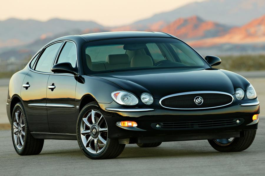 2007 Buick LaCrosse Reviews, Specs and Prices | Cars.com
