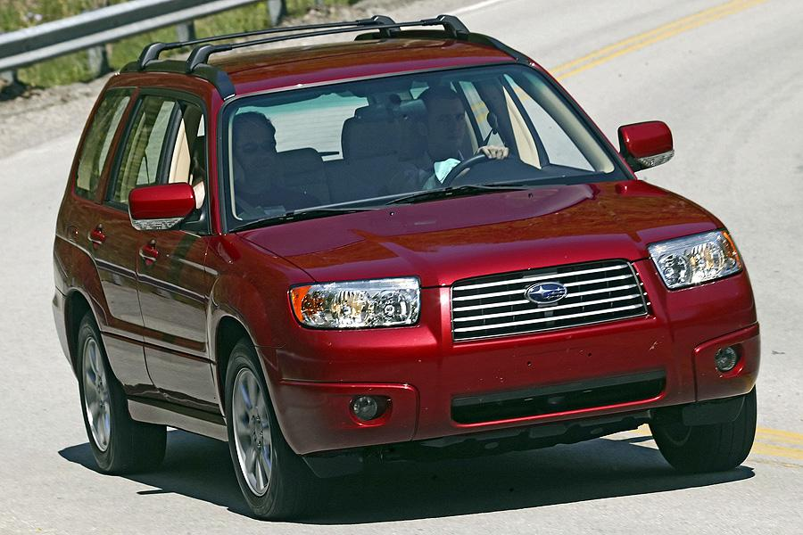 2007 Subaru Forester Photo 2 of 5