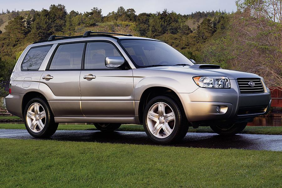 2007 Subaru Forester Photo 4 of 5