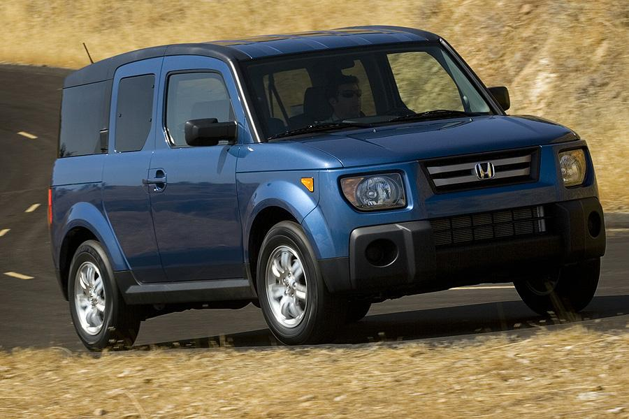 Element Car: 2007 Honda Element Reviews, Specs And Prices