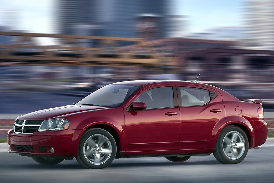 2008 Dodge Avenger Photo 2 of 15