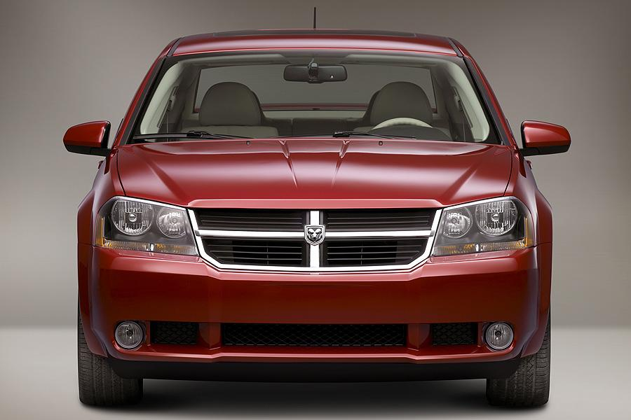 2008 Dodge Avenger Overview Cars Com