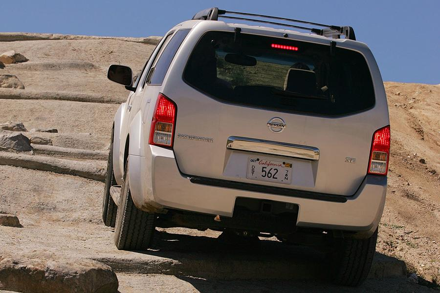 2007 Nissan Pathfinder Photo 3 of 11