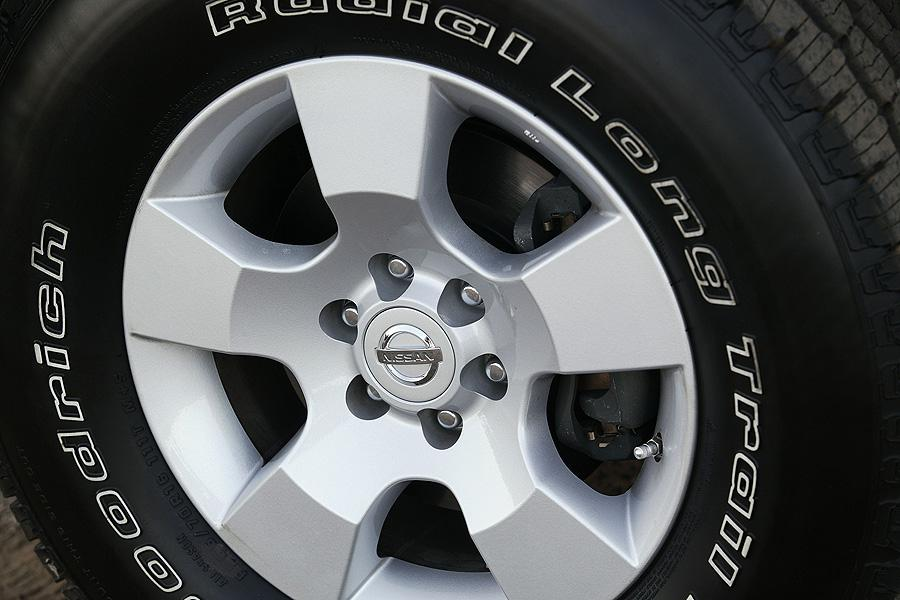 2007 Nissan Pathfinder Photo 6 of 11