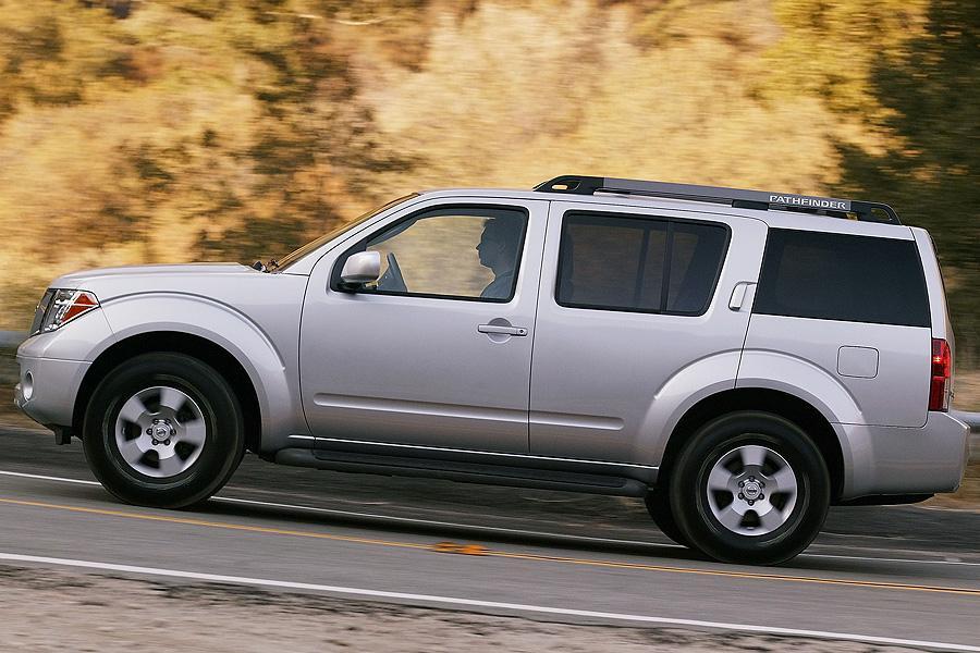 2007 Nissan Pathfinder Photo 5 of 11