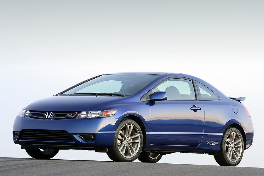 2002 Honda Civic Mpg >> 2007 Honda Civic Reviews, Specs and Prices | Cars.com