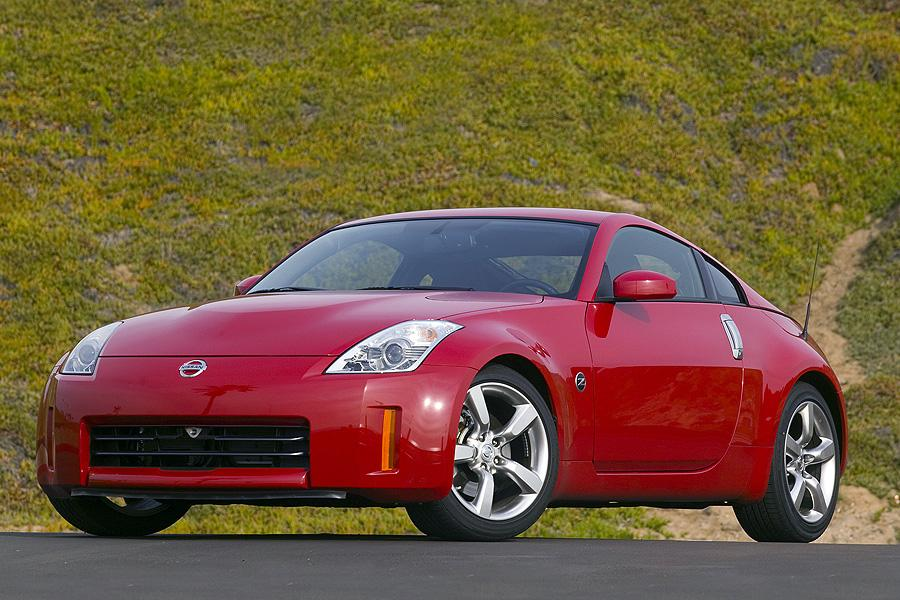 2007 Nissan 350Z Photo 1 of 5