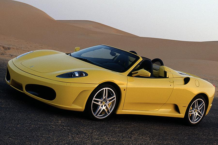 2007 Ferrari F430 Photo 3 of 9