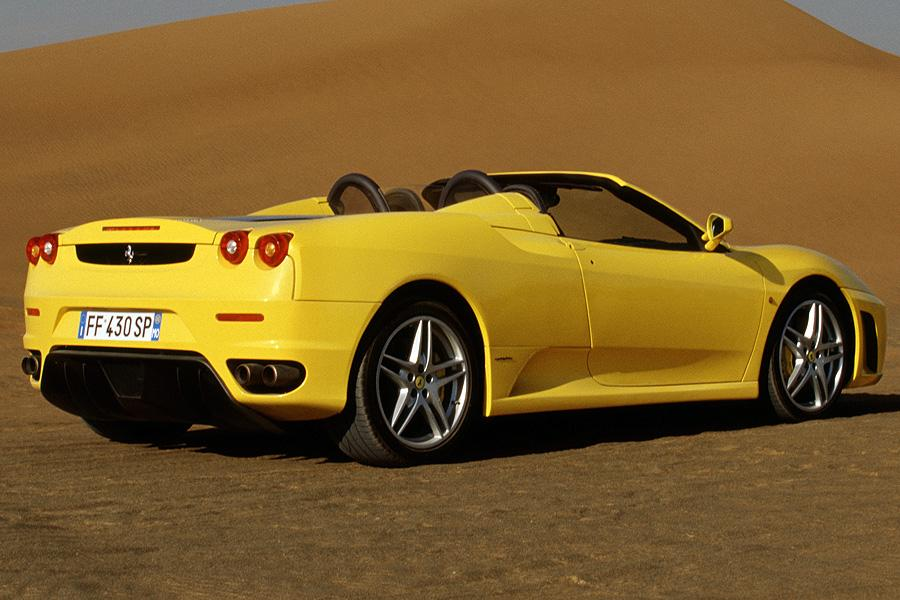 2007 Ferrari F430 Photo 4 of 9