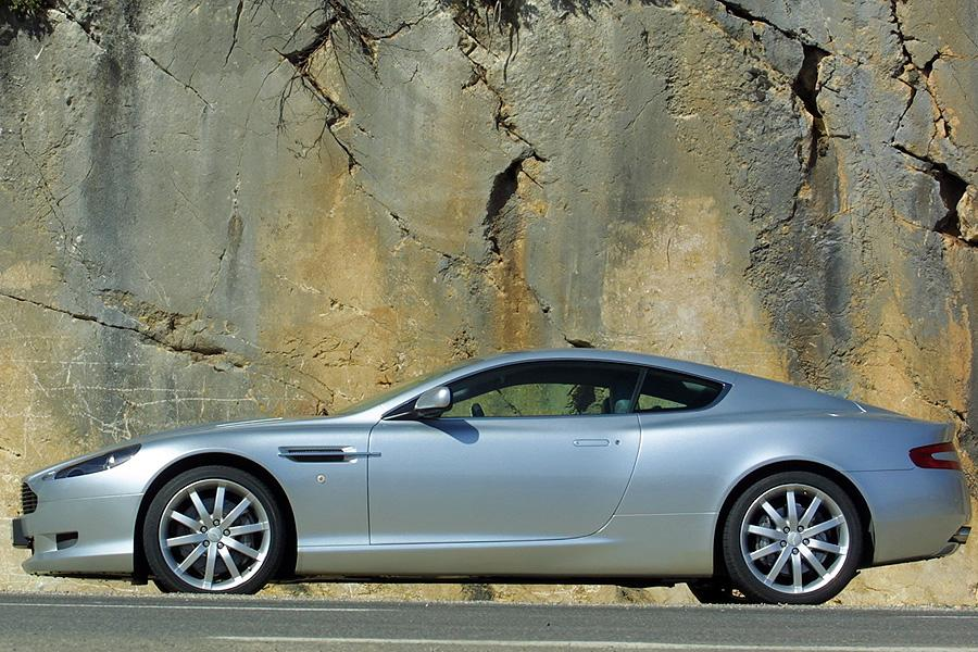 2007 Aston Martin DB9 Photo 2 of 14