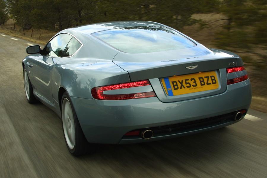 2007 Aston Martin DB9 Photo 3 of 14