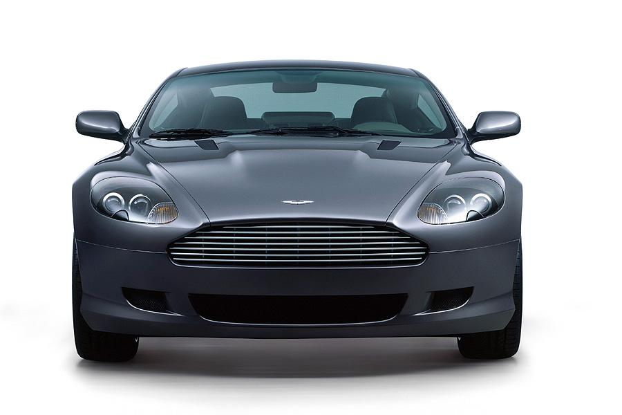 2007 Aston Martin DB9 Photo 4 of 14