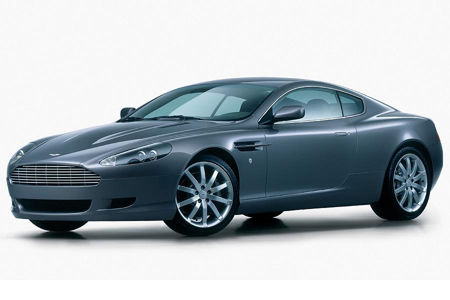2007 Aston Martin DB9 Photo 5 of 14
