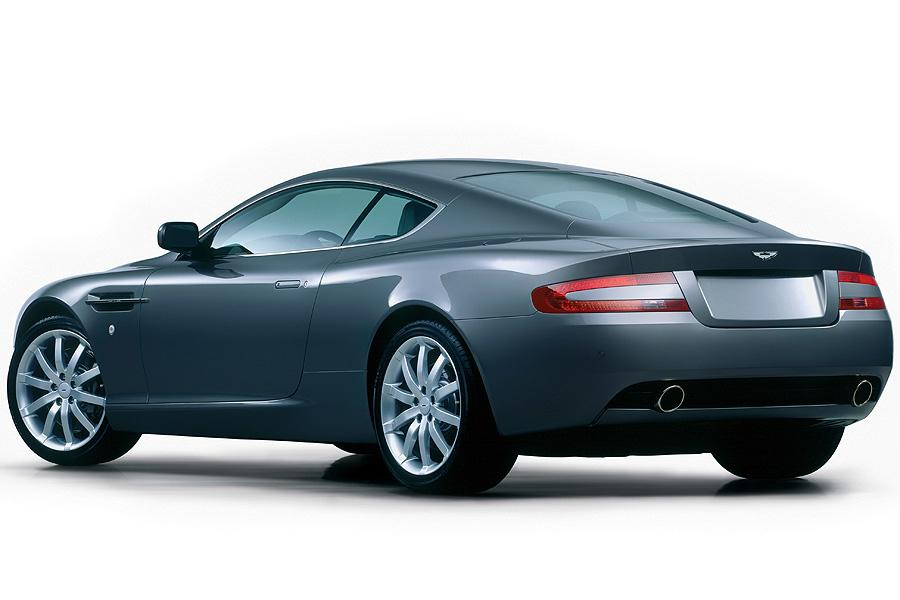 2007 Aston Martin DB9 Photo 6 of 14
