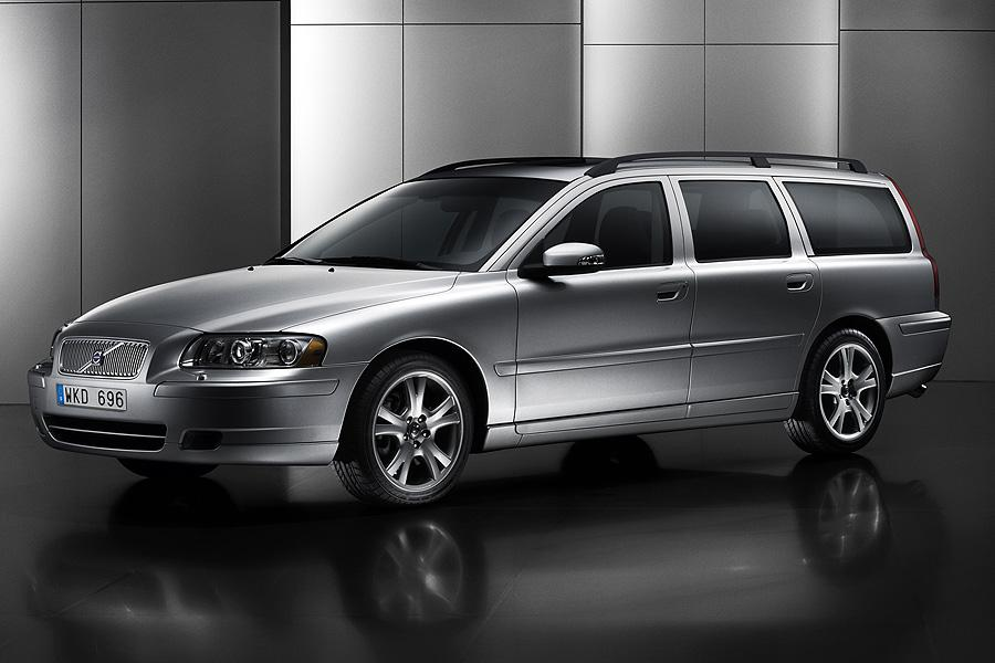 2007 Volvo V70 Photo 1 of 4