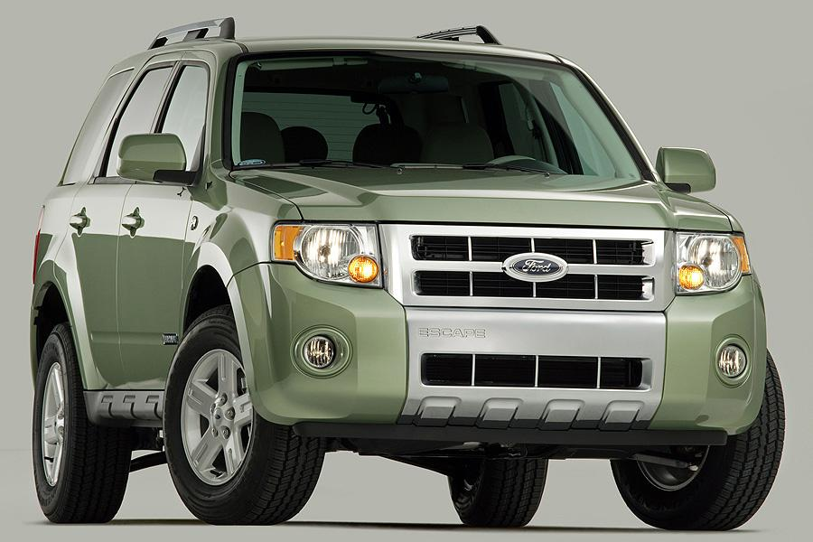 2008 Ford Escape Hybrid Photo 1 of 4