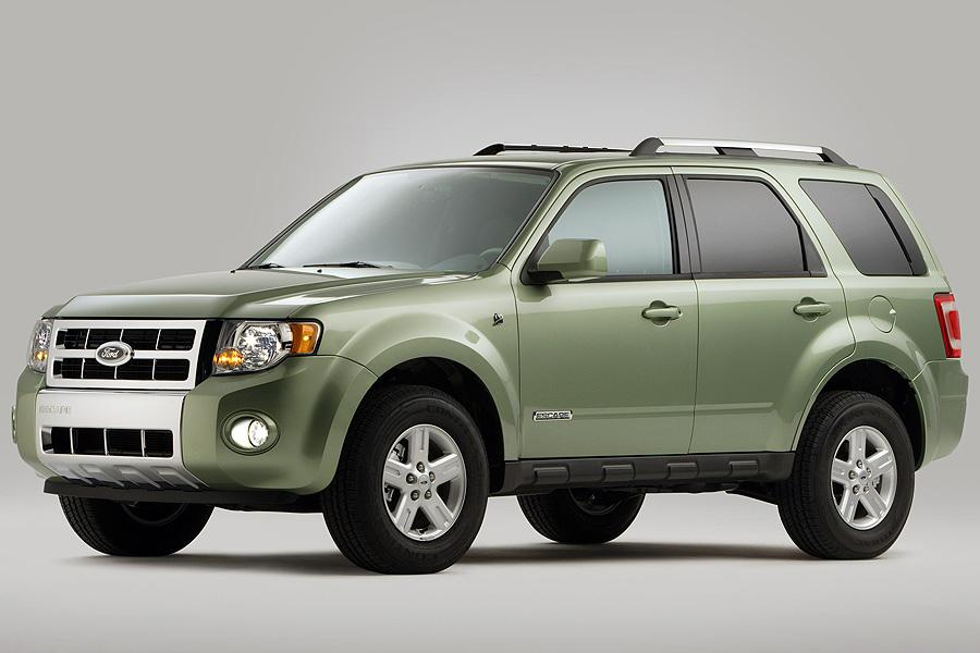 2012 Honda Pilot For Sale >> 2008 Ford Escape Hybrid Reviews, Specs and Prices | Cars.com