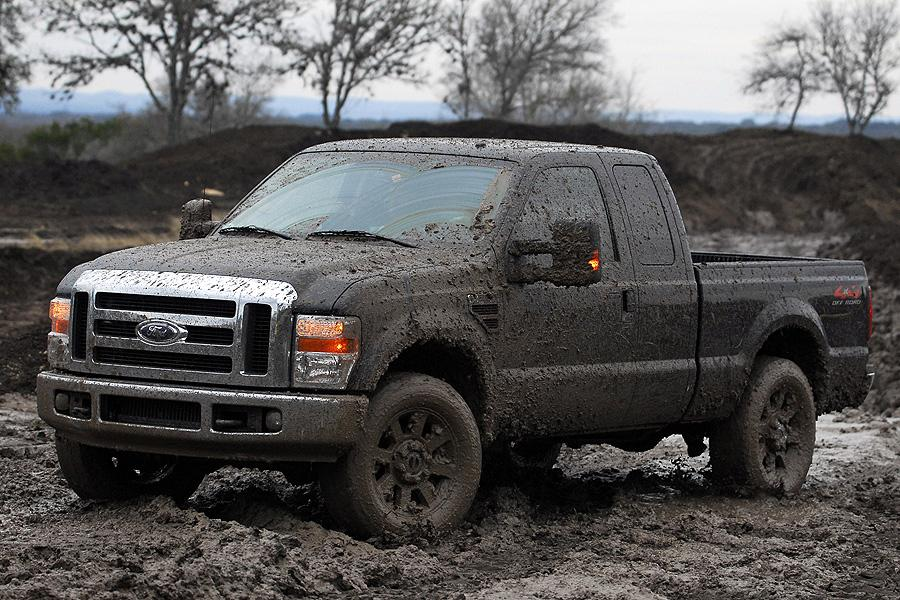 2008 Ford F-250 Photo 2 of 10