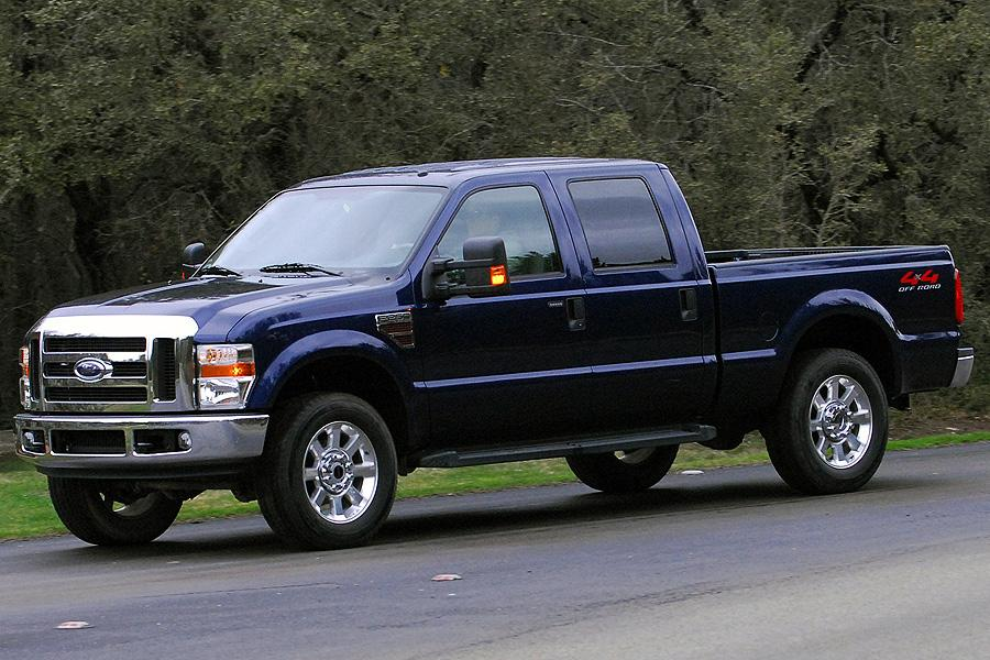 2008 Ford F-250 Photo 3 of 10