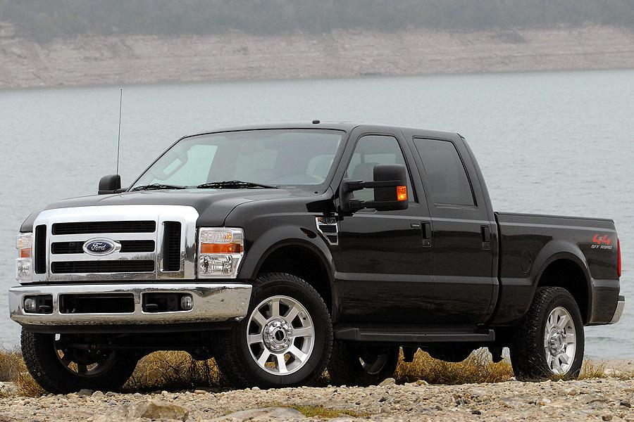 2008 Ford F-250 Photo 4 of 10