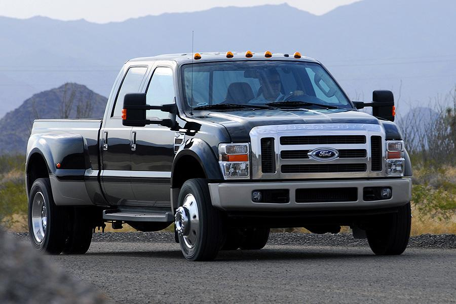 2008 Ford F 450 Overview Cars Com