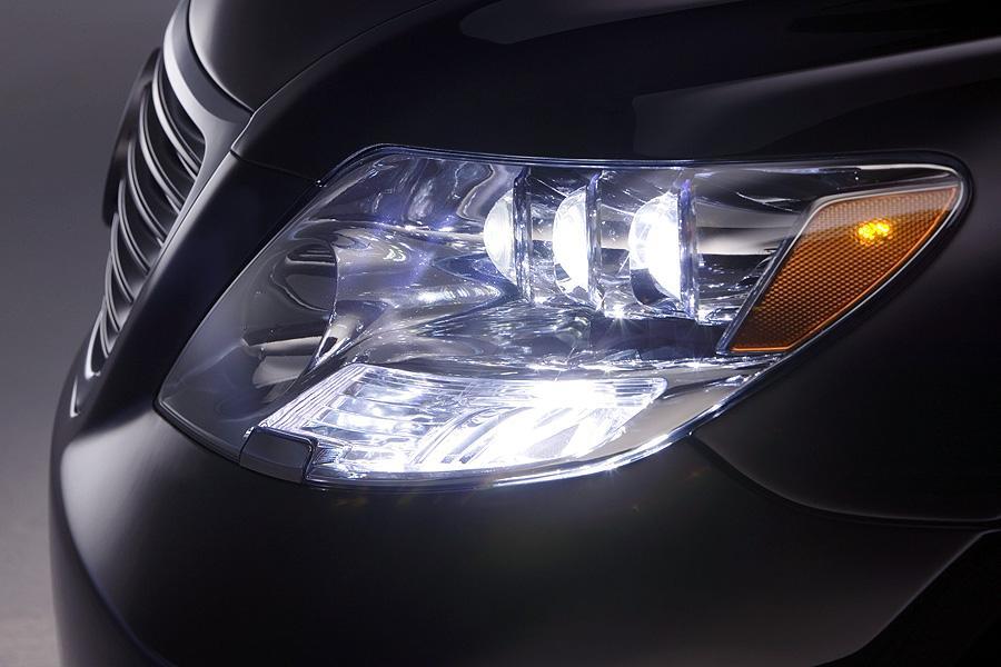 2008 Lexus LS 600h L Photo 5 of 10