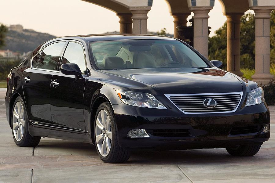 2008 lexus ls 600h l overview. Black Bedroom Furniture Sets. Home Design Ideas
