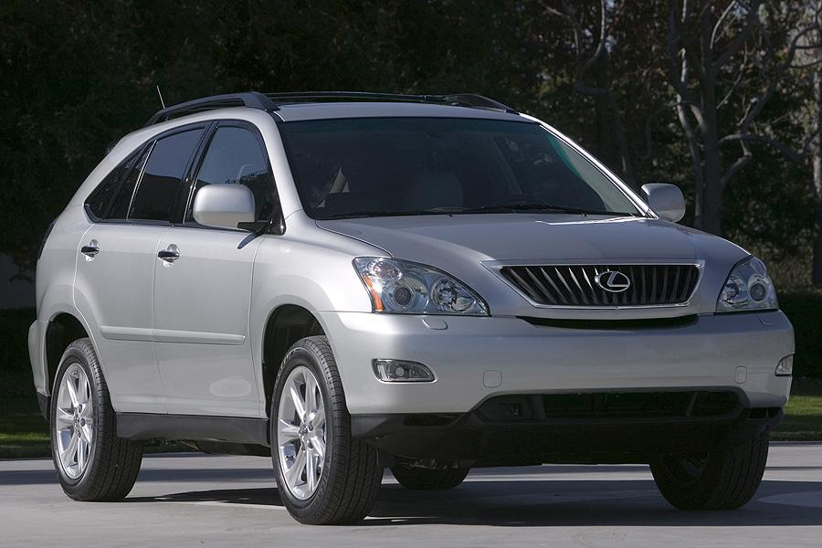 2008 lexus rx 350 reviews specs and prices. Black Bedroom Furniture Sets. Home Design Ideas