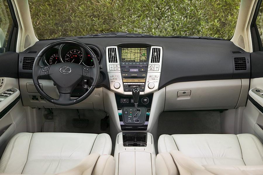 2008 Lexus RX 350 Photo 3 of 5