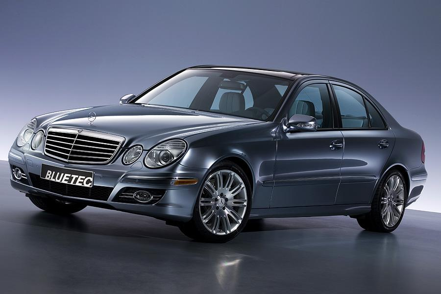 2007 mercedes benz e class overview for Barrier mercedes benz